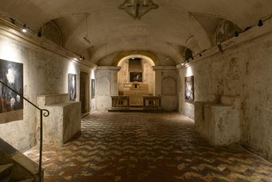De Profundis-mostra personale di Riccardo Paterno¦Ç Castello-0428