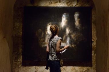 De Profundis-mostra personale di Riccardo Paterno¦Ç Castello-0481